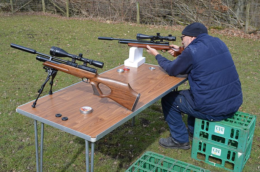Airrifles